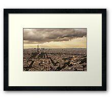 Dream of Paris Framed Print