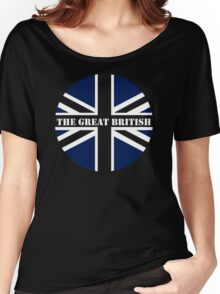Great British Women's Relaxed Fit T-Shirt