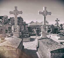 Graveyard Blues by henribanks