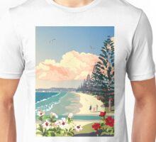 Orewa Beach, New Zealand Unisex T-Shirt