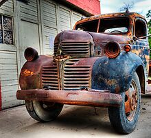 Old Dodge - San Angelo , Texas by jphall