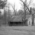 Old Homestead - Rural Alabama by KimberlyBlack