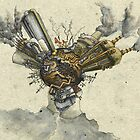 Illustration baobabs version by HermesGC