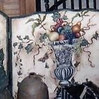 Fruit firescreen 1 by Linda Costello Hinchey