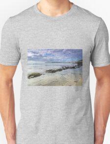Lyme Regis Seascape - October T-Shirt
