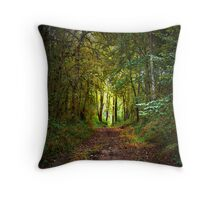 On Any Given Day Throw Pillow