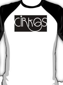 Cirkos, black T-Shirt