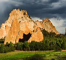 Garden Of The Gods 1 by JimGuy