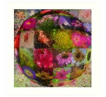 life is a ball Art Print