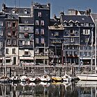 Quai Ste-Catherine, Honfleur by cclaude