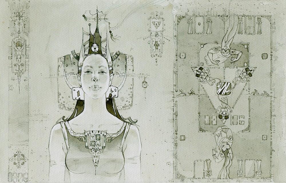swan princess 2 by Natasha Tabatchikova