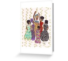 Party Greeting Card