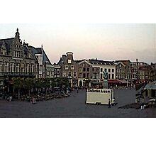 """Streetscape - Harskamp, Gelderland, Netherlands"" Photographic Print"