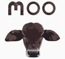 Moo To You! Kids Tee