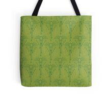 Green Bats Tote Bag