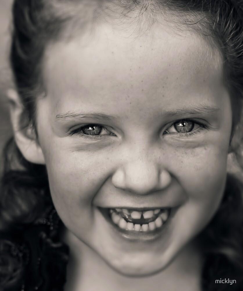 Pure Joy by micklyn