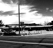 Desert Inn Motel by Brett Hanavan