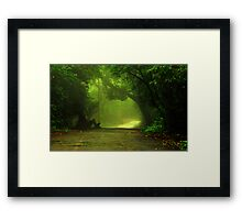 Monsoon Moods Framed Print