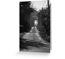 The Lane Greeting Card
