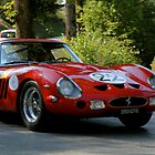 Ferrari 250 GTO (Tuscany Rally)Italy by bertipictures