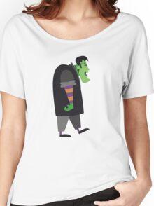 Halloween cartoon 14 Women's Relaxed Fit T-Shirt