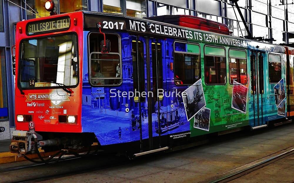 Metro Celebration by Stephen Burke