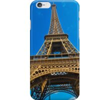 Eiffel Skys iPhone Case/Skin