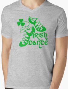 Irish Dance Mens V-Neck T-Shirt