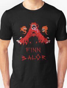 Finn Balor Demon Design T-Shirt