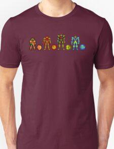 Samus, the cartridge years T-Shirt