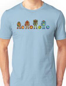 Samus, the cartridge years Unisex T-Shirt