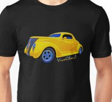 Yellow Ford Coupe T-Shirt Unisex T-Shirt