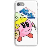 The Legend of Kirby iPhone Case/Skin