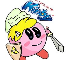 The Legend of Kirby by Tortii