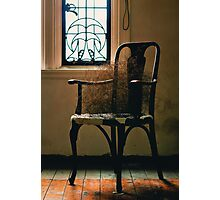 chair.. Photographic Print
