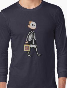 Halloween cartoon 15 Long Sleeve T-Shirt