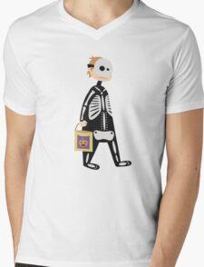 Halloween cartoon 15 Mens V-Neck T-Shirt
