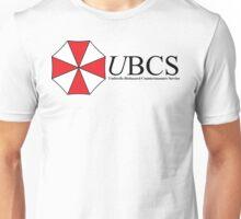Umbrella Biohazard Countermeasure Service Unisex T-Shirt