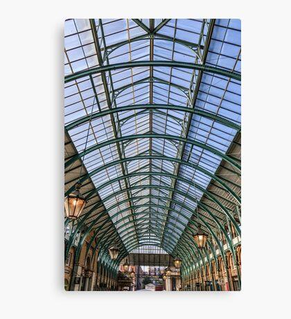 Covent Garden Market london  Canvas Print