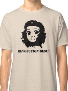 Manga Anime Girl Che Guevara Classic T-Shirt