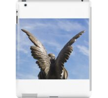 Rise up - Mountain View Cemetery Angel iPad Case/Skin