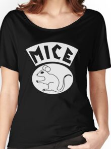 Mice Motorcycle Gang Women's Relaxed Fit T-Shirt