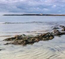 Lyme Regis Seascape - Impressions Sticker