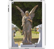 Benediction – Mountain View Cemetery Angel iPad Case/Skin