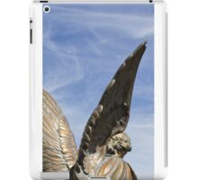 Reach out - Mountain View Cemetery Angel  iPad Case/Skin