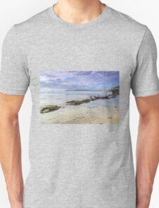 Lyme Regis Seascape - Impressions T-Shirt