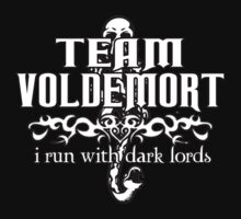 Team Voldemort! Version 2 One Piece - Short Sleeve