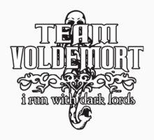 Team Voldemort! Version 2 One Piece - Short Sleeve