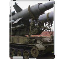St Petersburg - Missile Launcher iPad Case/Skin
