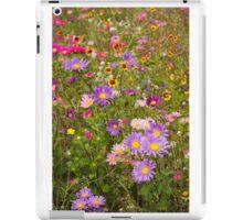 Vibrant, vivacious variety iPad Case/Skin